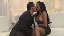 Sexy Big Tit Brunette Audrey Bitoni Loves to Get Her Tight Pussy Fucked