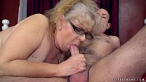 Naughty Granny's sexual pleasures Thumbnail