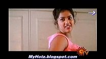 South indian actress meena blouse hooking scene...