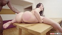 Black Landlord fucked Mandy Muse's huge ass Thumbnail