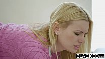 BLACKED Tiny Blonde Wife Kennedy Kressler Gets ... Thumbnail