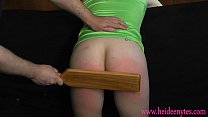 Miss Behave Gets Spanked For Partying Trailer HD