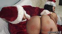 Alycia starr big booty Christamas Thumbnail