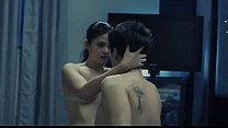 Movies scene, hot, kissing, on bed, clothing Thumbnail