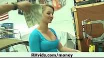 What can do a chick for money 18