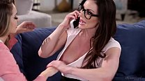 Busty Mommy Kendra Lust and Kimmy Granger - groupsexhub.com Thumbnail