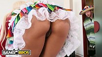BANGBROS - Luna Star's Cinco De Mayo Celebration With Sam Shock