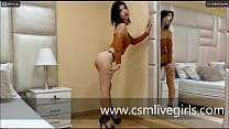 TokyoLein - latina webcam -  the panty I'm wear... Thumbnail