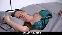 Slutty milf ally cooper cheats on husband with stepson for mother's day