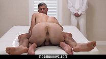 Submissive boy services two sexy priest daddies Thumbnail
