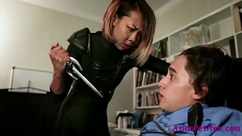Naughty Asian Ninja Nubile- Kimberly Chi