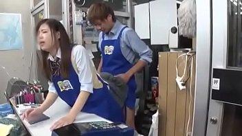 หนังโป๊ญี่ปุ่นJAV ในร้านหนังสือ สาวญี่ปุ่นมีเพศสัมพันธ์ตอน 1