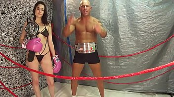KING of INTERGENDER SPORTS Lori in Man vs Women MMA Match UIWP ENTERTAINMENT