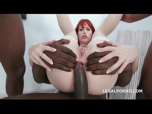 Alex Harper Interracial Anal