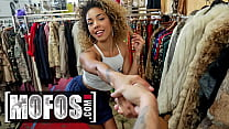 (xianna hill) ran out of money (tyler steel) gives her the opportunity to earn some - mofos
