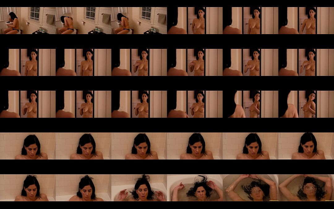 Sarah silverman bares her breasts on twitter to protest instagram nudity policy