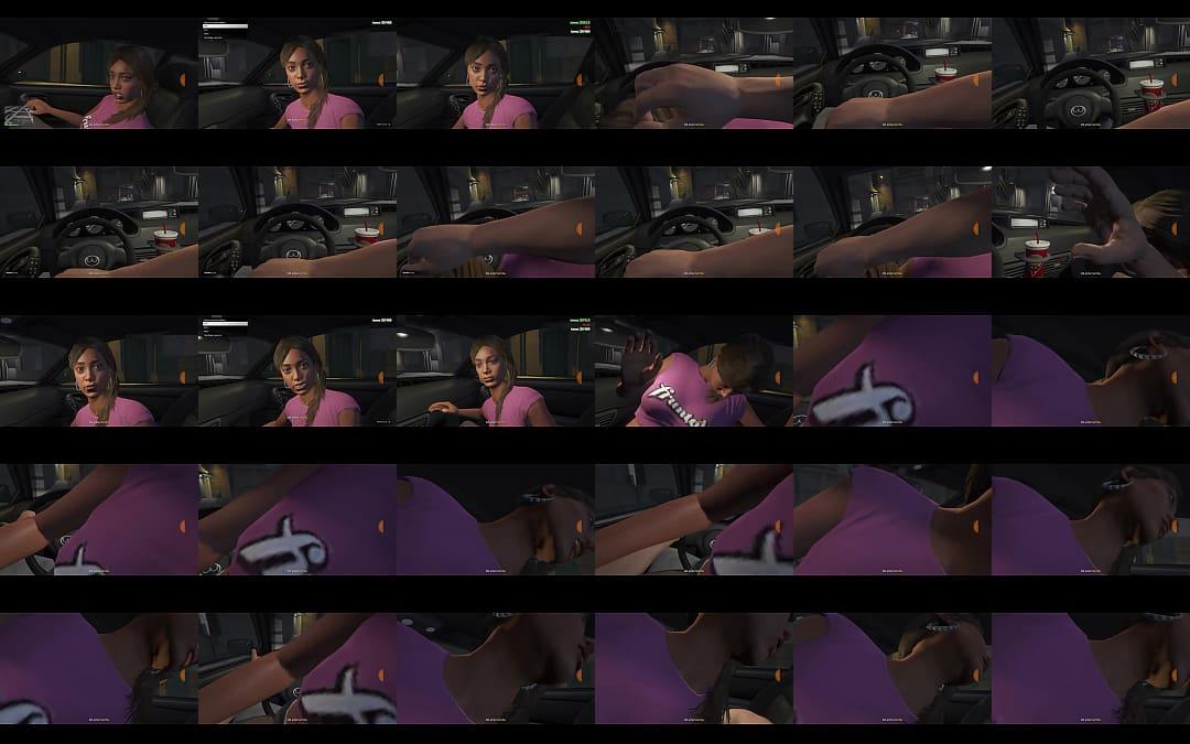 Gta v anal sex tape scene