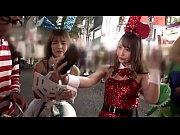【渋谷ハロウィン】童顔プリケツ美少女バニーをGET! in2019