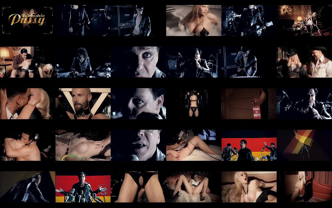 Rammstein Pussy Uncensored High Quality Porn Photo