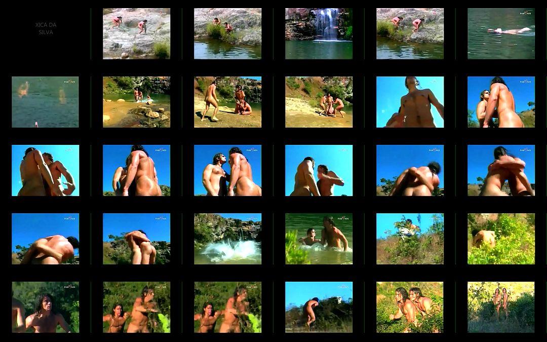 Naked joana limaverde in xica da silva ancensored