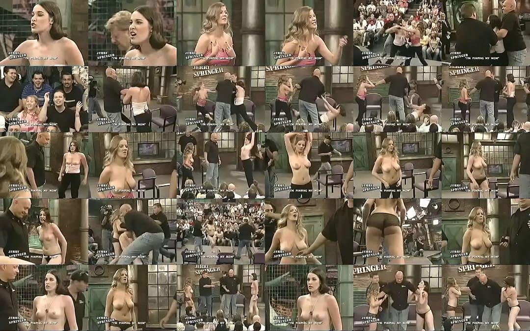Jerry springer uncensored bbw