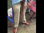thumb Huge  Big Black   Dick Flash In Public Bus Sto  Public Bus Stop Public Bus Stop