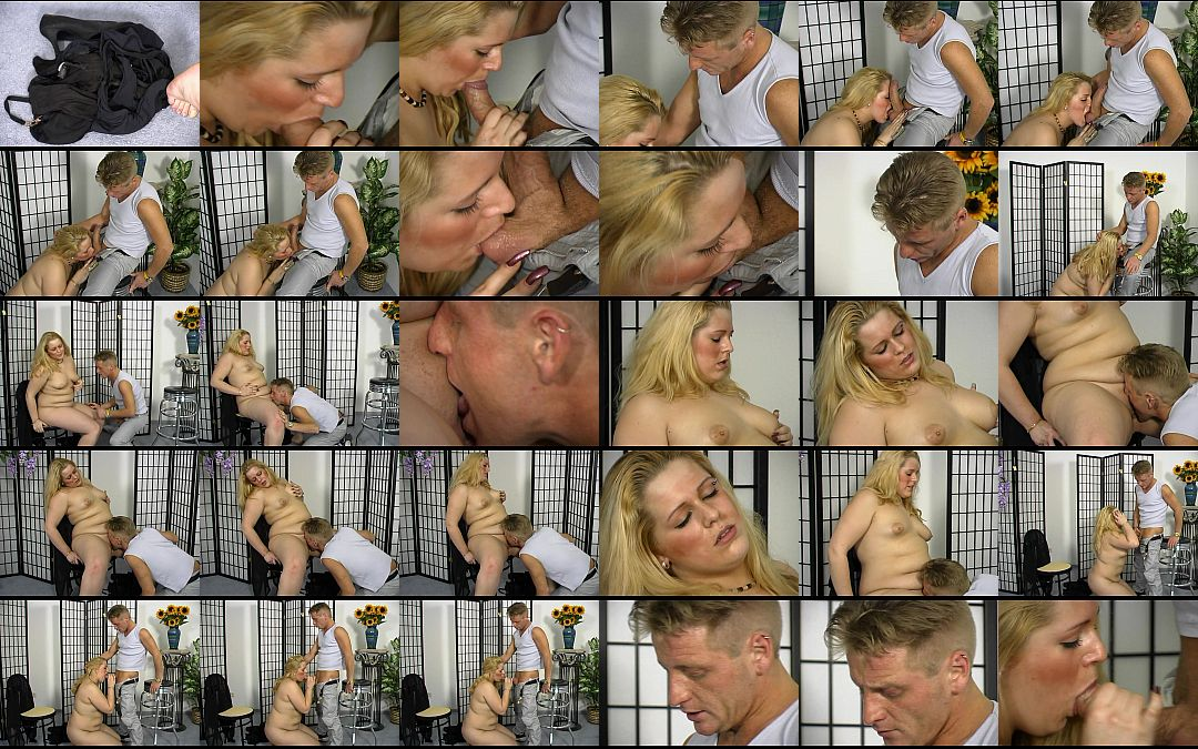 Nymphomanin Mosen Cockold Massage