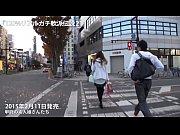 甲府の素人娘さなえちゃん(21歳ショップ店員)をナンパ!