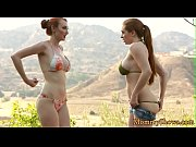 thumb Redhead Stepmom  Pussylicking With Busty Teen ith Busty Teen