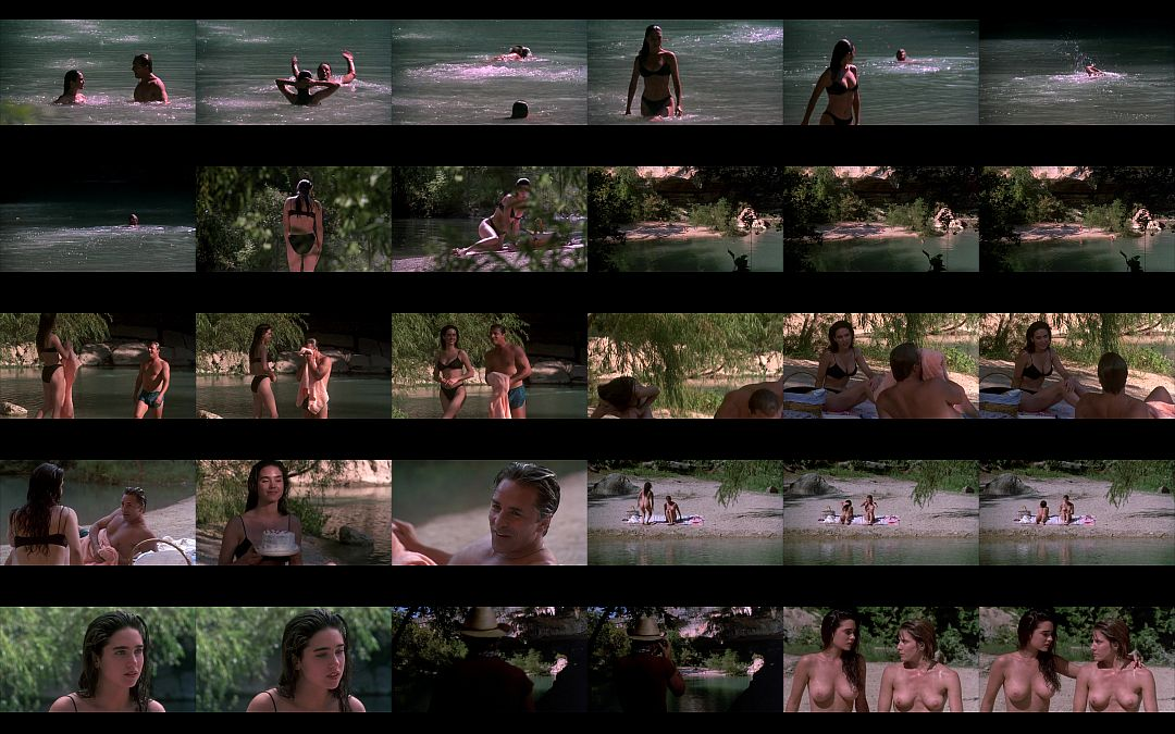 Jennifer Connelly Nude Inventing The Abbotts