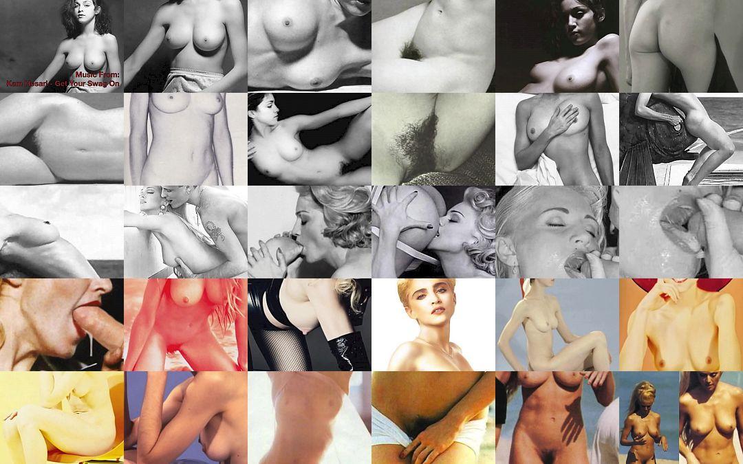 Madonna Xxx