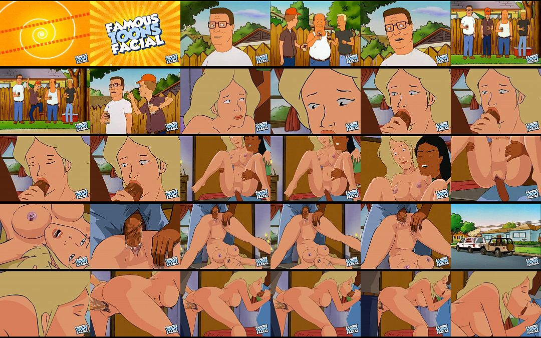 King of the hill porn comics