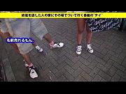 渋谷でナンパした痴女ギャルのMIRANOにフェラ抜きさせて口内射精