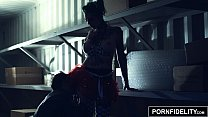 PORNFIDELITY - Sydnee Vicious Hardcore Punk Fucking Creampie