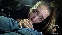 Teen Girl Sucked Hard Dick Of A Stranger In A Car