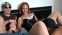 Teaser Cindy BBW en trio