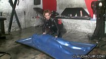 dominatrice sm maitresse claudiacuir seance fetich vacbed Preview