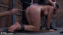 Rope servitude porn