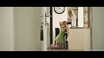 SEXART - Petite Lesbians Delphine and Kiara Night