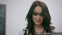 Brazzers - Big Tits at School -  Romance Langua... Thumbnail