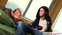 Babes - Striped Shorts  starring  TJ Cummings and Adriana Chechik clip Vorschaubild