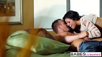 Babes - Striped Shorts  starring  TJ Cummings and Adriana Chechik clip thumbnail