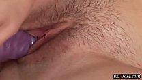Marie McCray Solo HD; solo, toy, masturbate, pornstar, hd, 1080p, 720p, glasses Vorschaubild