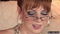 Marie McCray Solo HD; solo, toy, masturbate, pornstar, hd, 1080p, 720p, glasses