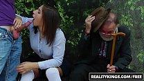 RealityKings - Teens Love Huge Cocks - (Abella Danger) - Bus Bench Creepin thumbnail