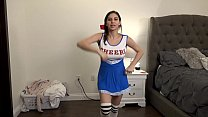 Slutty Teen Cheerleader Fucks Step Brother (Par...