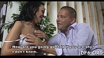 Lucky male enjoys ache & joy of his innocent girlfriend