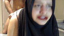 18497 CRYING ANAL ! CHEATING HIJAB WIFE FUCKED IN THE ASS ! bit.ly/bigass2627 preview