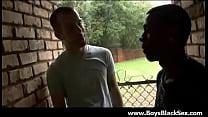 Sexy black gay boys fuck white young dudes hardcore 02