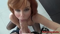 Milf gets ass fucked pov